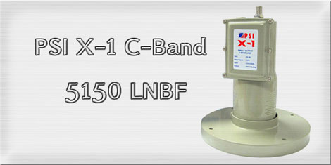 PSI X1 C-Band LNBF