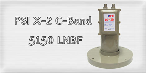 PSI X2 C-Band LNBF